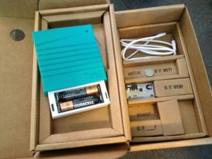 Unboxing the Twine sensor